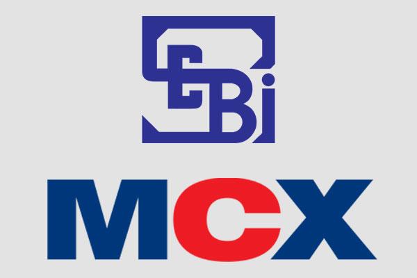 SEBI-MCX