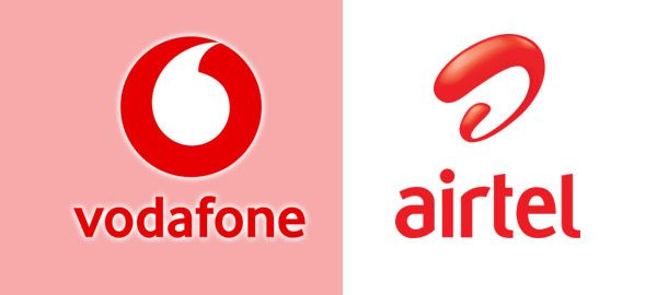 Vodafone-&-Bharti-Airtel