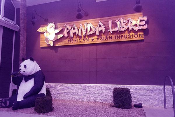 Panda-Libre