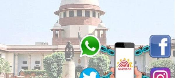 Aadhaar-Social-Media