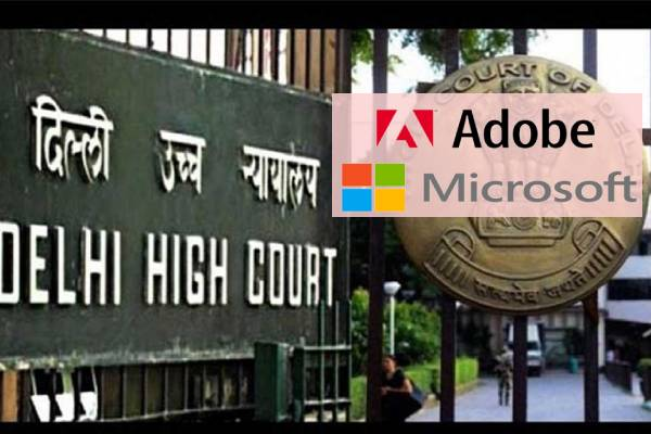 Delhi-High-Court-Microsoft-Adobe