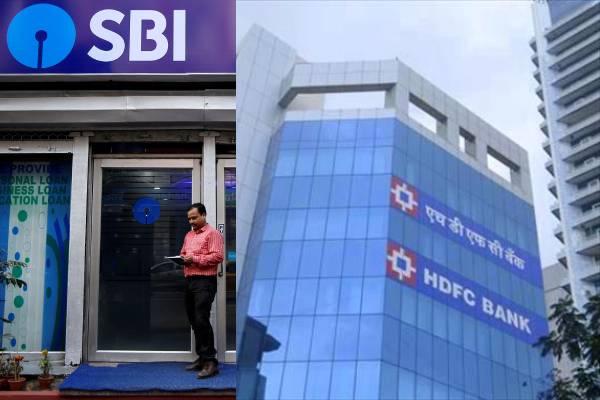 SBI-HDFC-Bank