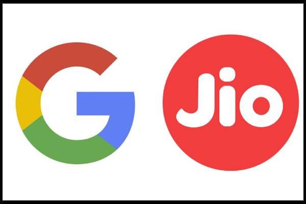 Google-Jio
